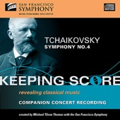 San Francisco Symphony - Symphony No. 4 in F Minor, Op. 36: II. Andantino in moto di canzone