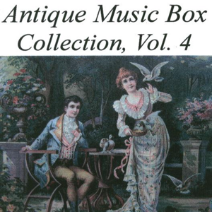 Various Antique Music Boxes - Antique Music Box Collection, Volume 4