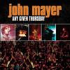 Any Given Thursday (Live) - John Mayer