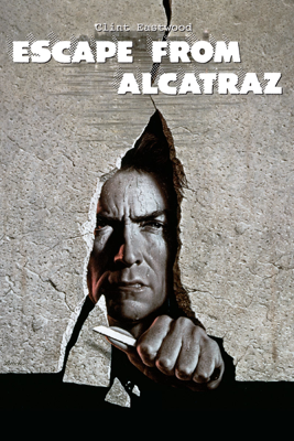 Don Siegel - L'évadé d'Alcatraz (Escape from Alcatraz) illustration