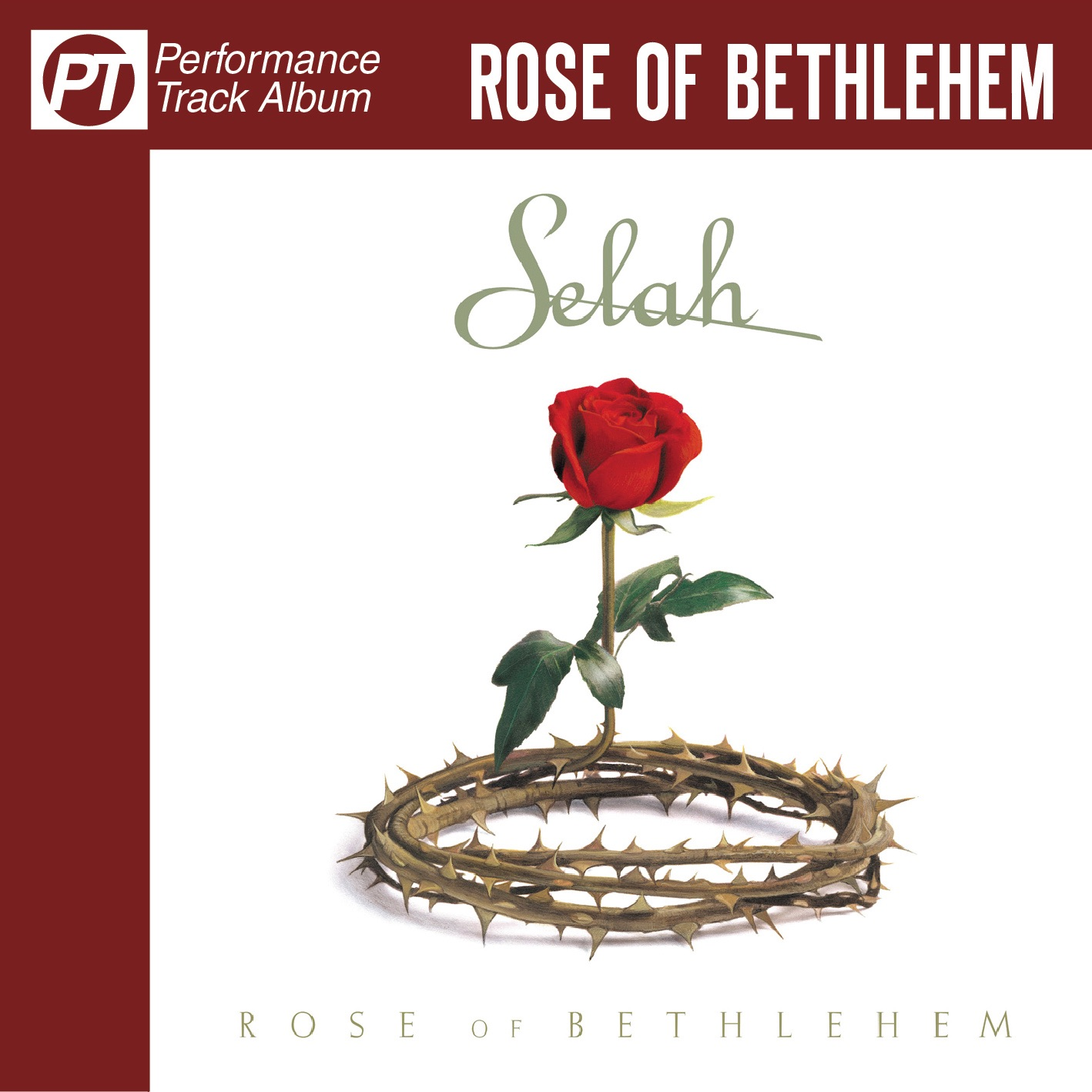 Rose of Bethlehem (Performance Track Album)