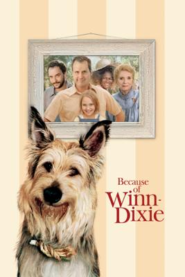 Because of Winn-Dixie - Wayne Wang