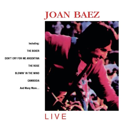 Joan Baez: Live - Joan Baez