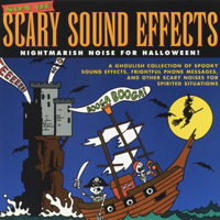 Scary Sound Effects - Paranormal Audio Activities 1-10 (Sounds FX from