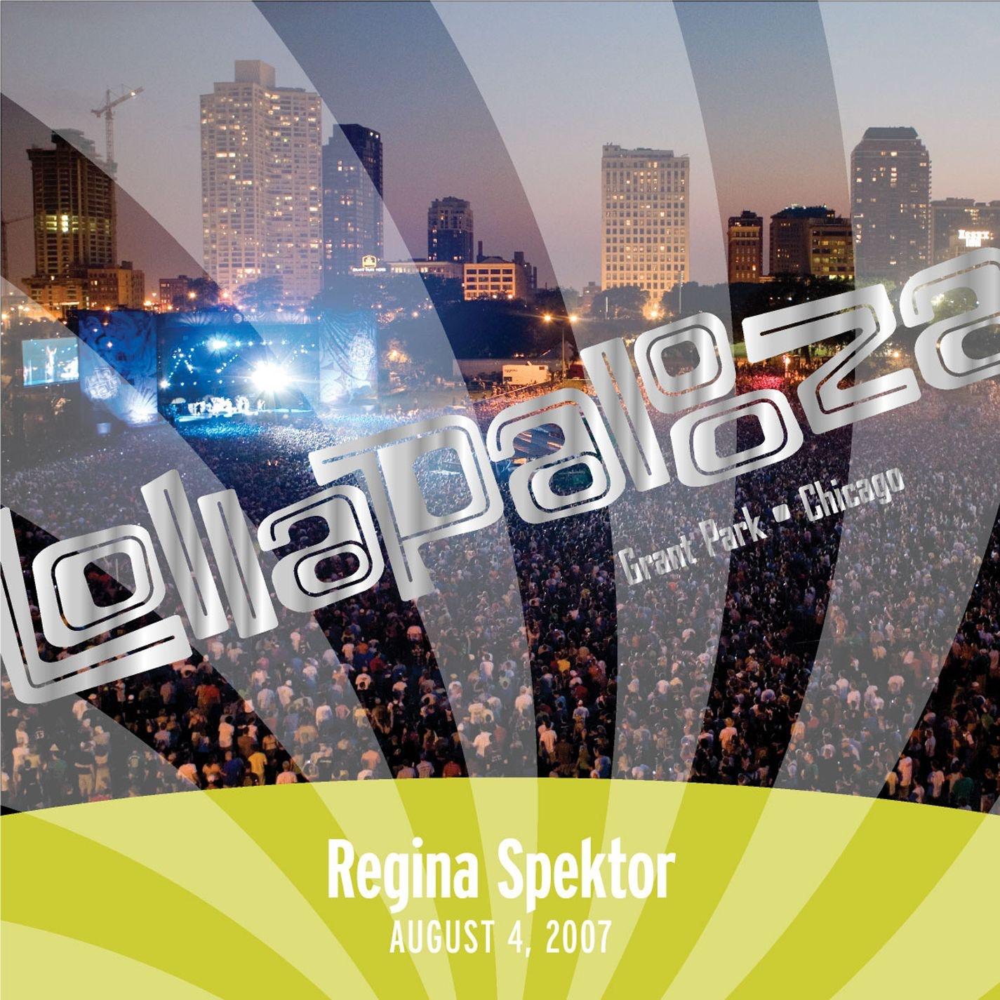 Live At Lollapalooza 2007: Regina Spektor - EP