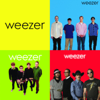 Weezer - Blue / Green / Red  artwork