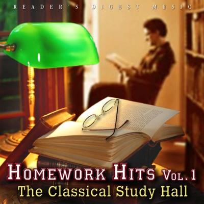 Reader's Digest Music: Homework Hits, Vol. 1 - The Classical Study Hall - Arriaga String Quartet, Earl Wild & Virtuosi Di Praga album