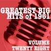 Greatest Big Hits of 1961, Vol. 28
