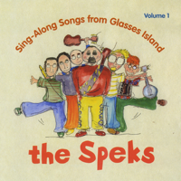 The Speks - Sing-Along Songs from Glasses Island - Volume 1 artwork