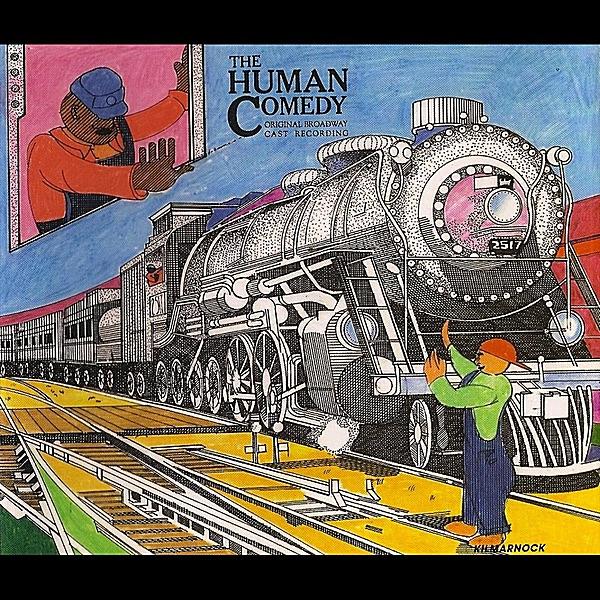 The Human Comedy (Original Broadway Cast Recording) by Galt MacDermot on  iTunes