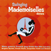 Swinging mademoiselles deux - Various Artists - Various Artists