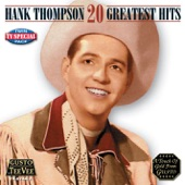 Hank Thompson - Cab Driver (Re-Recorded)