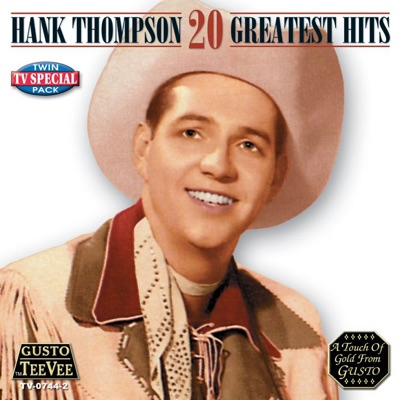 20 Greatest Hits (Re-Recorded Versions) - Hank Thompson