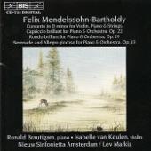 Ronald Brautigam/Amsterdam Sinfonietta/Lev Markiz - Serenade and Allegro giocoso, Op. 43