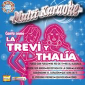 Canta Como La Trevi Y Thalia