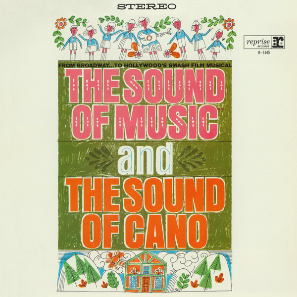 The Sound of Music by Eddie Cano