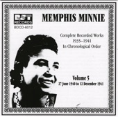 Memphis Minnie - Lonesome Shack Blues