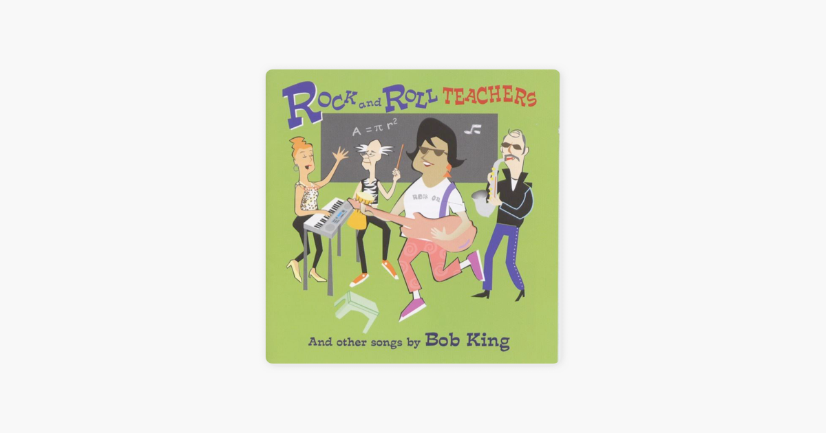 rock and roll teachers by bob king on apple music