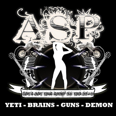 Let's Get This Show On the Road - EP - ASP