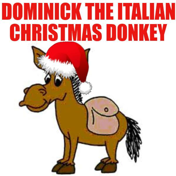 dominick the italian christmas donkey single by dominick on itunes