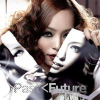 安室奈美恵 - PAST < FUTURE artwork