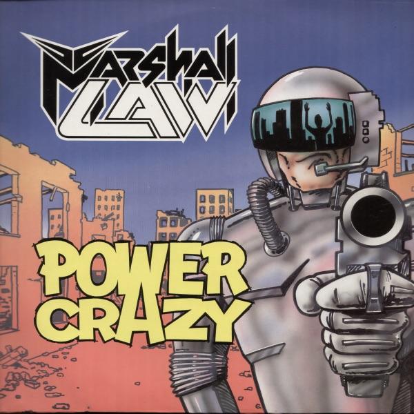 Power Crazy - EP