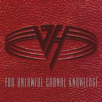 Van Halen - For Unlawful Carnal Knowledge artwork