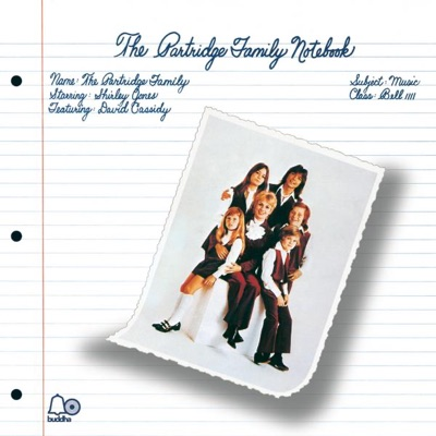 The Partridge Family Notebook - The Partridge Family