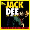 Jack Dee - Live and Uncut artwork