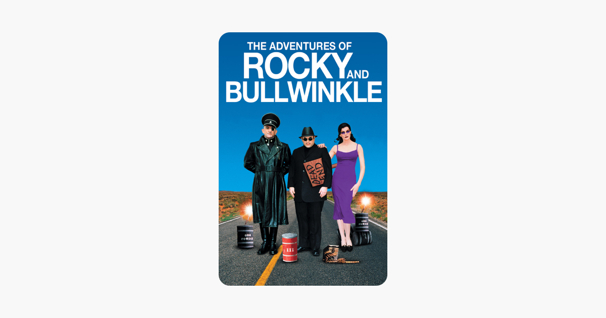 the adventures of rocky and bullwinkle 2000 soundtrack