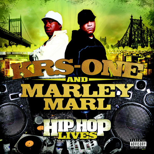 d554e3099f7 Hip Hop Lives by KRS-One   Marley Marl on Apple Music