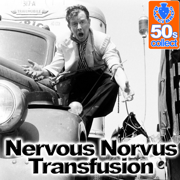 Transfusion (Remastered) - Single by Nervous Norvus on Apple Music