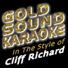 In the Style of Cliff Richard (Karaoke Versions) - Goldsound Karaoke