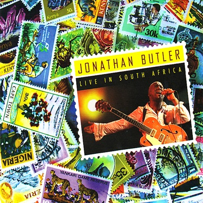 Live In South Africa - Jonathan Butler