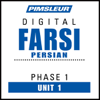 Pimsleur - Farsi Persian Phase 1, Unit 01: Learn to Speak and Understand Farsi Persian with Pimsleur Language Programs artwork