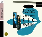 ANTONIO CARLOS JOBIM AND GAL COSTA - DINDI (LIVE)