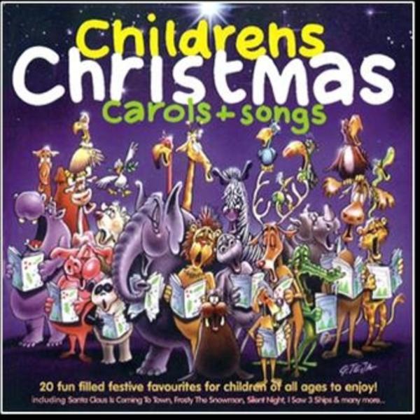Children's Christmas Carols & Songs The Children of St. Philips School Cambridge