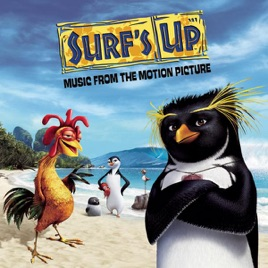 surfs up music from the motion picture by various artists
