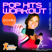 Pop Hits Workout 126 - 180bpm Ideal For Jogging, Gym Cycle, Cardio Machines, Fast Walking, Bodypump, Step, Gym Workout & General Fitness