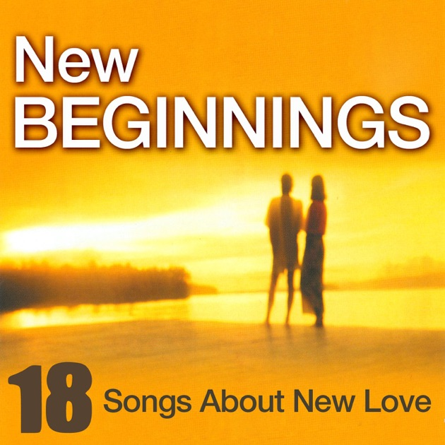 18 Songs About New Love By Various Artists