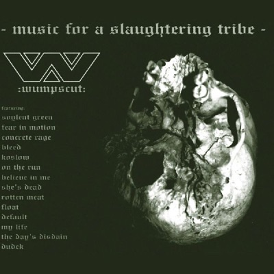 Music for a Slaughtering Tribe (Limited Edition) - Wumpscut