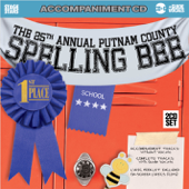 The 25th Annual Putnam County Spelling Bee (Karaoke)-Various Artists