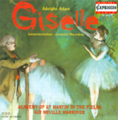 Giselle, Act I: Variation de Giselle - Sir Neville Marriner & Academy of St. Martin in the Fields