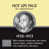 Hot Lips Page - Last Call For Alcohol (10-29-52)