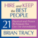Brian Tracy - Hire and Keep the Best People: 21 Practical and Proven Techniques  You Can Use Immediately (Unabridged)