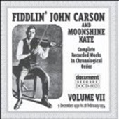 Fiddlin John Carson Vol. 7 (1930-1934)