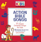 Action Bible Songs - Cedarmont Kids - Cedarmont Kids