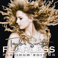 View album Taylor Swift - Fearless (Platinum Edition)