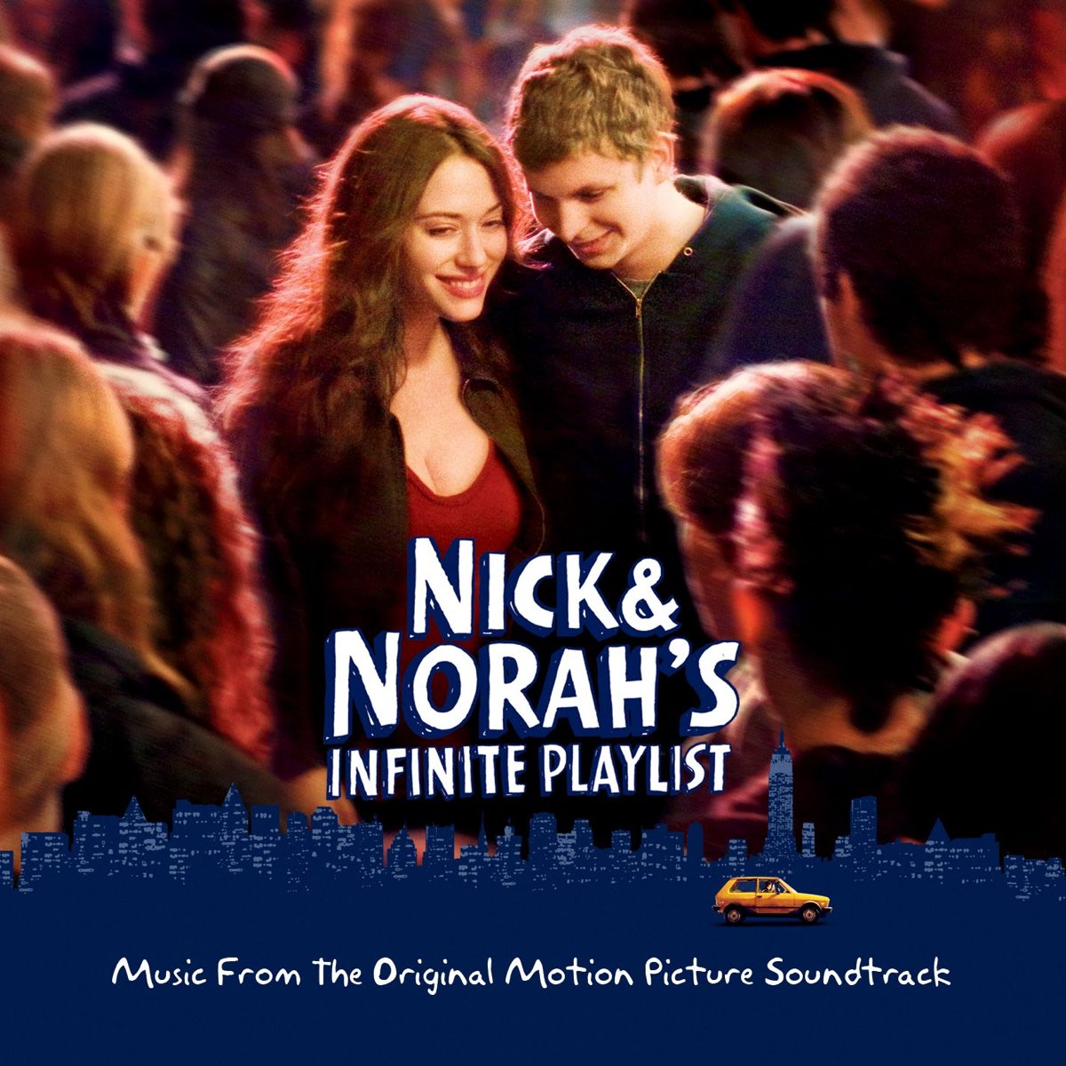 """movie soundtracks, The movie soundtrack - """"After Hours"""" by We Are Scientists from Nick & Norah's Infinite Playlist (2008)"""