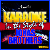 When You Look Me in The Eyes (In the Style of Jonas Brothers) [Karaoke Version]